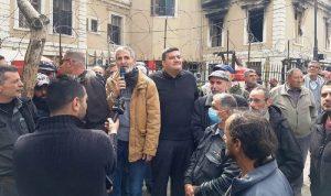 اعتصام لعمال بلدية طرابلس للمطالبة بتحقيق مطالبهم