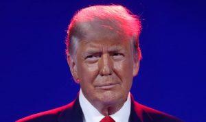 ترامب يؤكد نيته الترشح الى الانتخابات الرئاسية المقبلة!