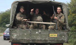 مواجهة جديدة بين أذربيجان وأرمينيا من خلال المناورات العسكرية