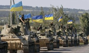مسؤول روسي: اندلاع حرب بدونباس سيكون نهاية أوكرانيا!
