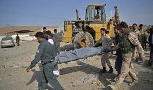 """مقتل 9 شرطيين أفغانيين بهجوم لـ""""طالبان"""" و24 عنصرا من الحركة"""