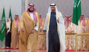 محمد بن زايد: ولي عهد السعودية عبر عن أفكار متزنة