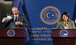 رئيس المجلس الأوروبي: سندعم إعادة بناء ليبيا بشرط!