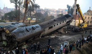 حبس 23 متهمًا في حادث قطار طوخ