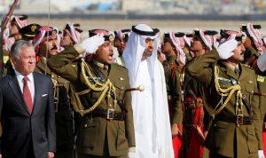 تعاون عسكري بين الأردن والإمارات