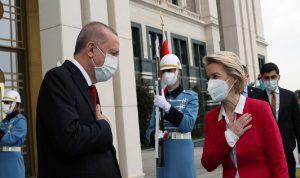 الاتحاد الأوروبي: لا يزال الوقت مبكرا لتحسين العلاقات مع تركيا