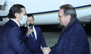 """موسكو على خط الأزمة اللبنانية.. """"حركة بلا بركة"""""""