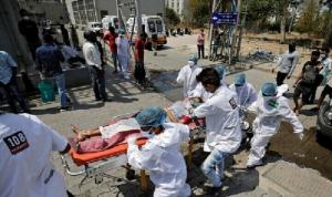 الهند تسجل أكثر من 400 ألف إصابة جديدة بكورونا
