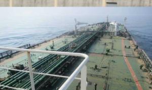 هجوم على ناقلة نفط قبالة الساحل السوري