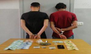 يروجان المخدرات في صور… وقوى الأمن بالمرصاد!