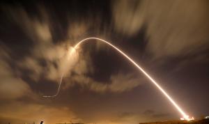 إسرائيل تعترض قذائف صاروخية تم إطلاقها من قطاع غزة