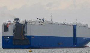 استهداف سفينة تجارية اسرائيلية قرب السواحل الإماراتية