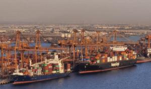 السعودية تعلن استئناف الملاحة في ميناء جدة