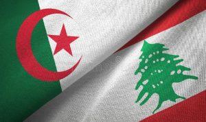 مبادرة من الجالية اللبنانية لمتضرري الحرائق في الجزائر