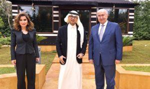 مخزومي التقى بخاري: لتشكيل حكومة مستقلين