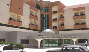 مستشفى ميس الجبل تسلم أجهزة تنفس من النائب فياض