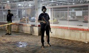 قتلى وجرحى في انفجار بفندق فخم في باكستان