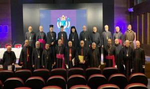 مجلس البطاركة: لحكومة إنقاذ قادرة على القرار والعمل
