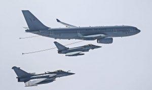 اتفاق بين قطر وبريطانيا لتوسيع الشراكة بين قواتهما الجوية