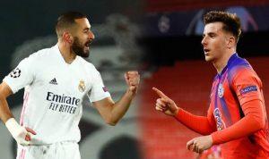 """التشكيلة الأساسية لمباراة """"ريال مدريد"""" و""""تشليسي"""" المنتظرة"""