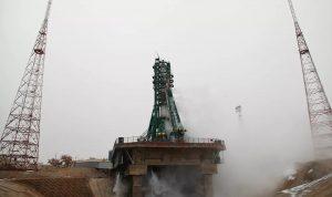 """صاروخ """"غاغارين"""" الروسي يدخل المجال الفضائي"""