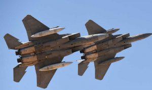 بعد استهداف الحوثيين قاعدة جوية.. غارات للتحالف على مآرب