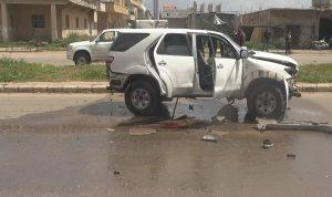 عبوة ناسفة استهدفت مسؤولا سوريا بارزا في درعا