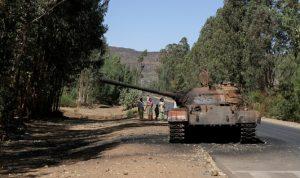 قوات تيغراي تنتزع بلدة مهمة من إثيوبيا
