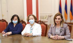 أوهانيان: لتعزيز التعاون بين لبنان وأرمينيا