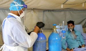 اليمن يطلق حملة التطعيم ضد كورونا