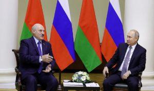 لقاء بين لوكاشينكو وبوتين… وهذا ما سيتم بحثه