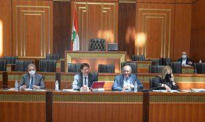 لجنة المال أنهت النقاش بخلاصة فرعية الكابيتال كونترول