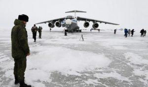 """عسكرة القطب الشمالي… صراعات استراتيجية """"حامية"""" على """"صفيح بارد"""""""