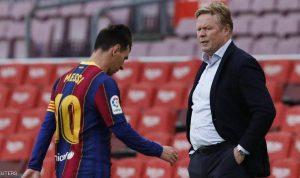 كومان: أنا كفء لقيادة برشلونة