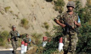 القضاء على مسلح عائد من مالي في الجزائر