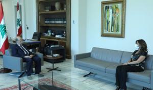 مفاوضات الترسيم على طاولة بعبدا… وشكر من أرمينيا