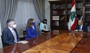 العلاقات الأميركية – اللبنانية بين عون وشيا