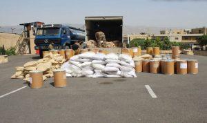 الجيش: توقيف 419 شخصًا نتيجة التدابير الأمنية