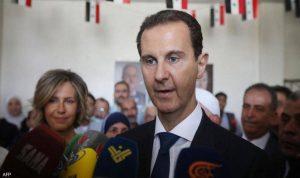 """الأسد يتلقى لقاح """"سبوتنيك v"""""""