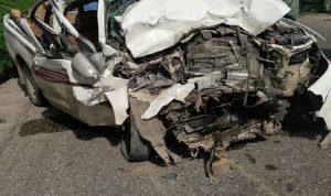 في السعودية… حادث سير مروع يودي بحياة شخصين! (فيديو)