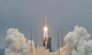 بكين: الصاروخ الصيني لا يمثّل أي خطر