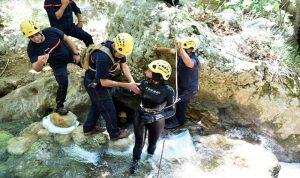 العثور على جثة الشاب هادي حكيم في مجرى نهر الجوز