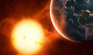 الأرض على موعد مع عاصفة شمسية!