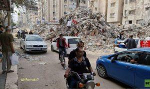 واشنطن: نسعى للمشاركة في إعادة إعمار غزة
