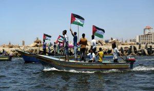 إسرائيل: إغلاق المجال البحري أمام الصيادين قبالة شواطئ غزة