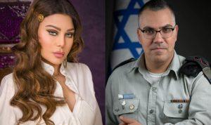 هيفاء وهبي تتضامن مع غزة… وأفيخاي أدرعي يردّ!
