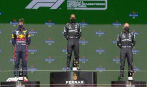 """هاميلتون يعزز صدارته في بطولة العالم لـ""""الفورمولا 1″"""