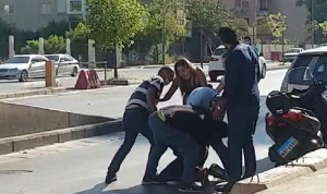 إلقاء القبض على المحامي رامي عليق (فيديو)