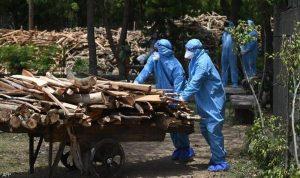 """في الهند… """"عفن أسود"""" يقتل الناجين من كورونا"""