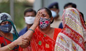 رقم قياسي جديد لإصابات كورونا في الهند